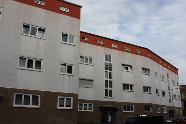 Эрнст Май. Район Нидеррад. Дома «Зигзаг». Франкфурт-на- Майне, 1926–1927