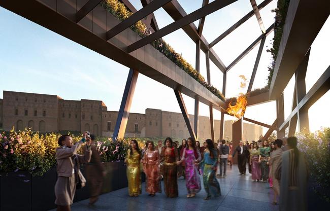 Музей курдской культуры в Ираке © Hayes Davidson