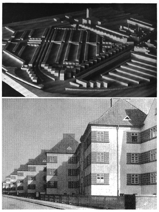 Проект Кёльн-Калькерфельд – жилой комплекс в Кёнигсберге. Изображение предоставлено издательством «БуксМарт»