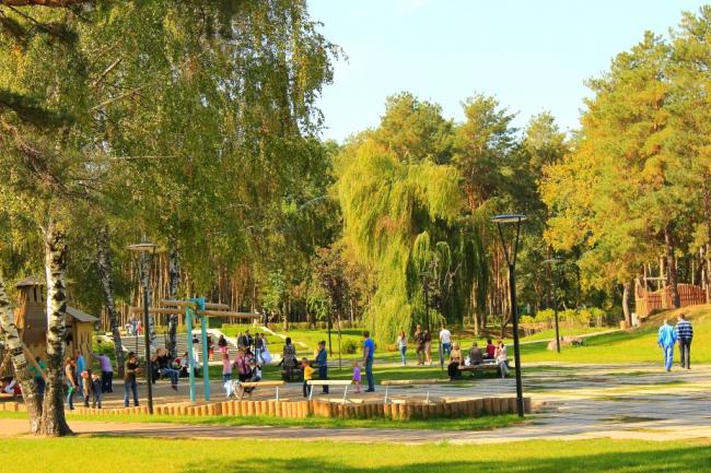Парк «Алые паруса» в Воронеже. Предоставлено проектом «Приметы городов»