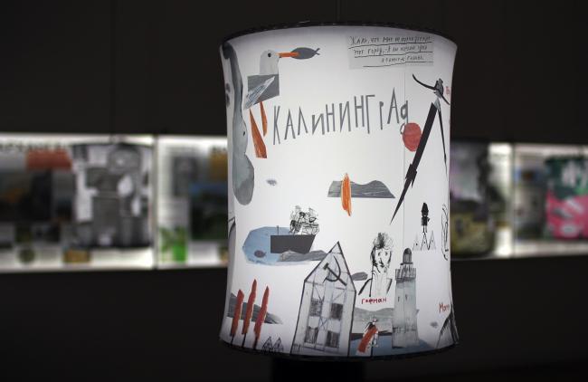 Проект «Приметы городов». Арх Москва и биеннале архитектуры, 2016. Фотография © Юлия Тарабарина, Архи.ру