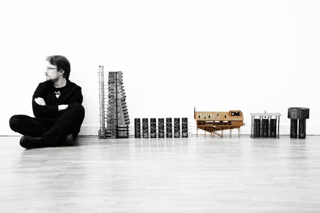 Промышленные дома Петра Виноградова. Предоставлено: Петром Виноградовым, 2016 («Арх Москва»)