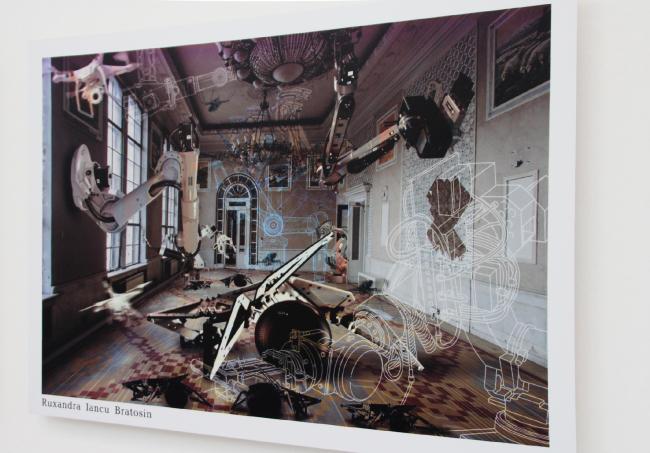 Ruxandra Iancu Bratosin, работа воркшопа: ВДНХ Urban Phenomenon. Выставка VDNH: urban phenomenon. Фотография © Юлия Тарабарина, Архи.ру