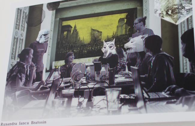 Ruxandra Iancu Bratosin, работа воркшопа: ВДНХ Urban Phenomenon, пересъемка Юлии Тарабариной, Архи.ру