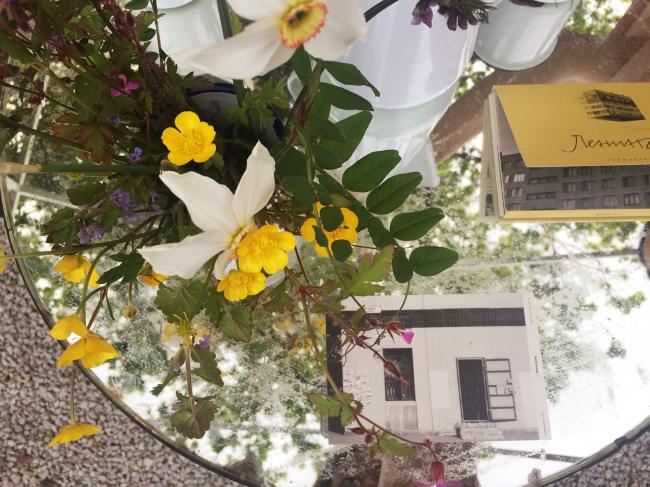 Съедобный сад. Имение Шомон-сюр-Луар, Франция, май 2016 © «8 линий» и Alphabet City