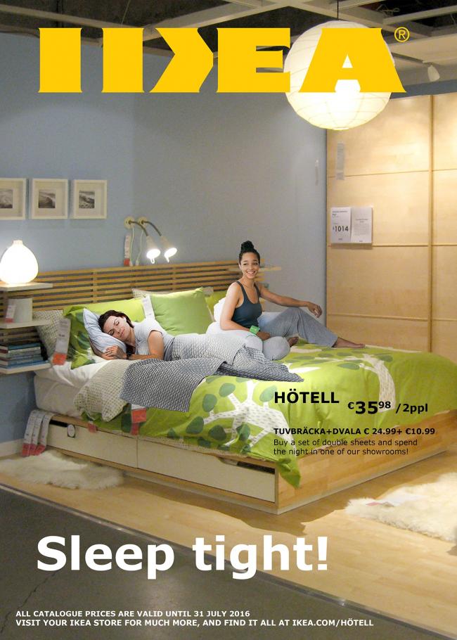 Hôtell / Bianca Soccetti, Federica Fogazzi, Elena Balzarini © Non Architecture Competitions