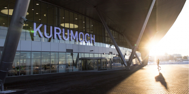 Аэропорт «Курумоч», Самара. Реконструкция: Nefa Research, интерьеры Виктор Колупаев