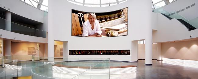 Концепция музея в «Ельцин-центре» – Ralph Appelbaum Associates