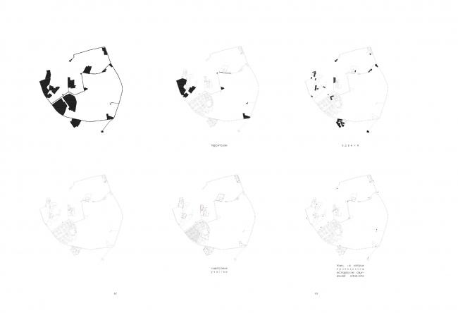 Москва. Интервалы. Лаборатория образования. Дипломный проект Алины Назмеевой. Анализ. Дипломный руководитель Рубен Аракелян. МАРХИ, 2016