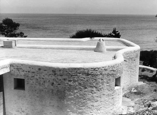 Летний дом в Ибице, Испания, 1960 © Ricardo Bofill Taller Arquitectura