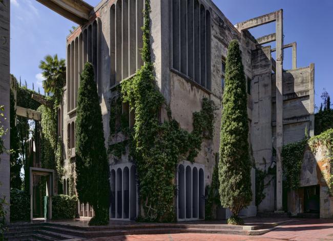 La Fabrica. Офис Рикардо Бофилла в Барселоне. 1975 © Ricardo Bofill Taller Arquitectura