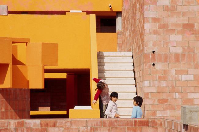 Баррио Гауди в Реус Таррагона, 1968 © Ricardo Bofill Taller Arquitectura
