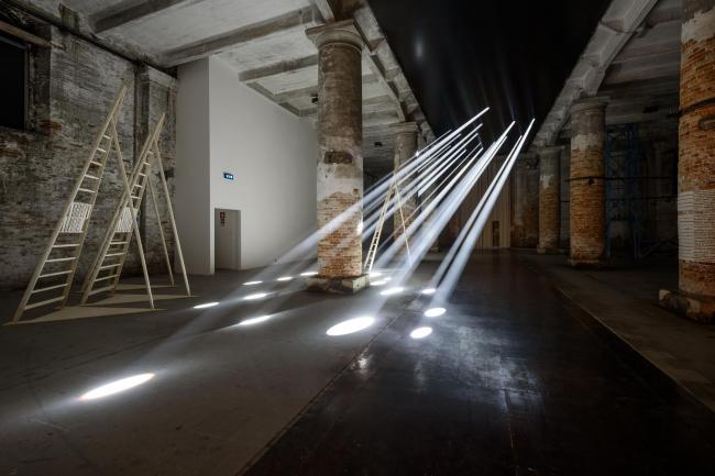 Экспозиция Transsolar на венецианской биеннале © Andrea Avezzù