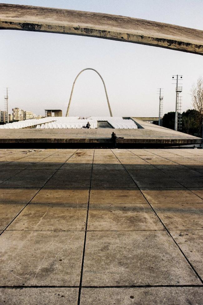 Комплекс международной выставки в Триполи, Ливан © Anthony Saroufim
