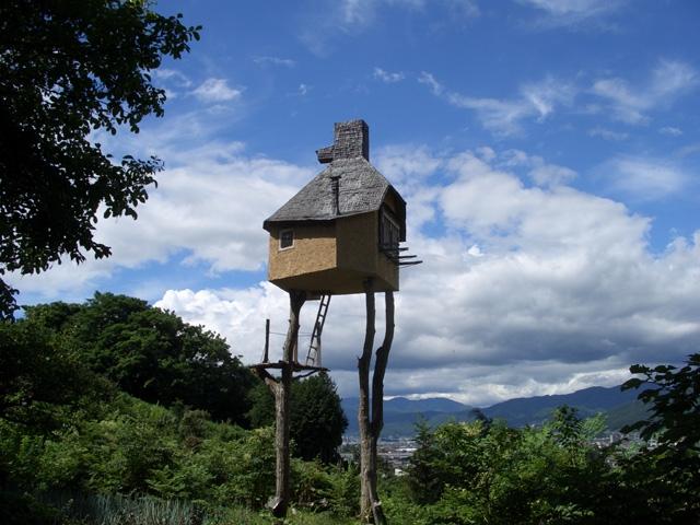 Чайный дом по проекту Тэрунобу Фудзимори. Фото: Wiiii. Лицензия GNU Free Documentation License