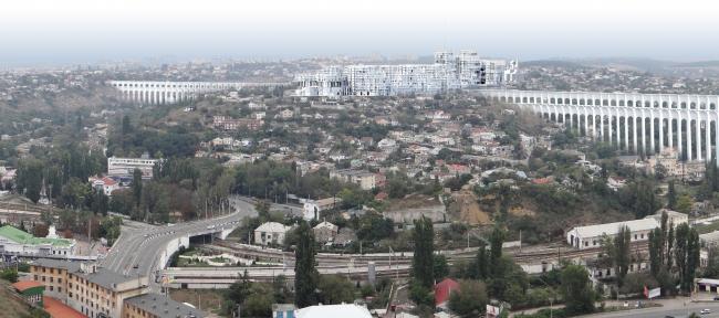 Севастополь. Градостроительная ситуация.