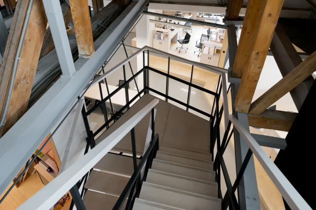Офис архитектурного бюро «Wowhaus». Реализация, 2016 © Wowhaus