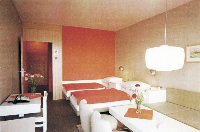 Типовой номер отеля Thermal. Фото из архива Веры Махониной