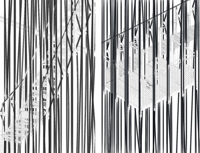 Библиотека для слепых в Риме. Филиппо Мария Дориа. Делфтский университет технологий, руководители Генриетта Бир, Пьер Женнан,. Оскар Роменс, Марк Шондербик. Победитель Архипри
