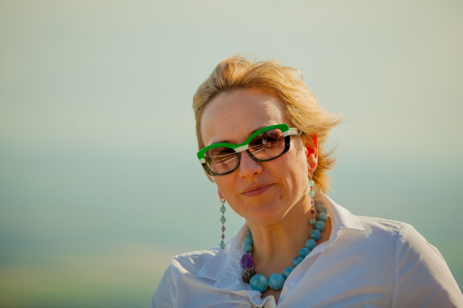 Анна Медлева. Фотография © Николай Судаков