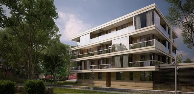 Жилой комплекс «Снегири». Изображение с сайта www.snegiri.com
