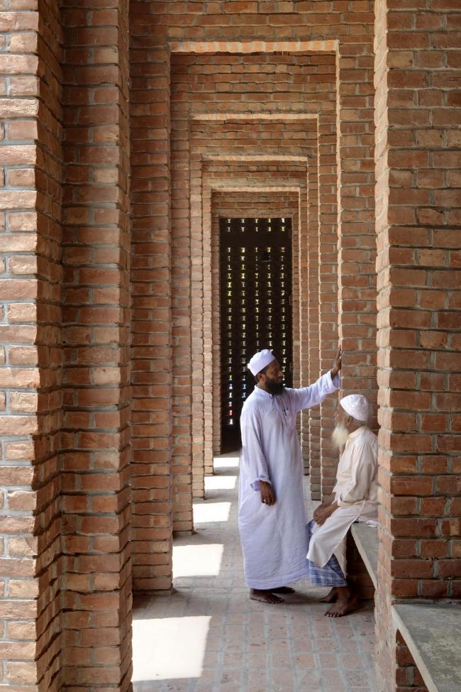 Мечеть Бейт-Ур-Роуф. Фото: Aga Khan Trust for Culture / Rajesh Vora