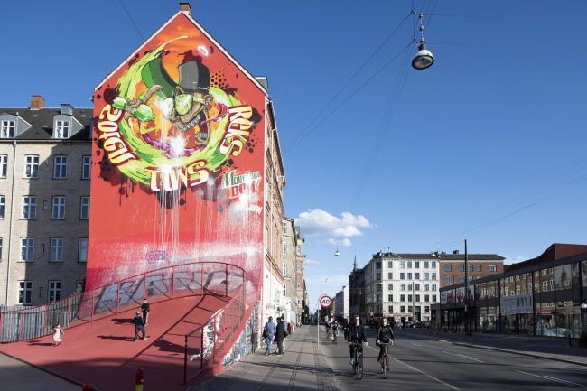 Суперкилен. Фото: Aga Khan Trust for Culture / Kristian Skeie