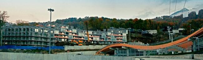 Отель «SKYPARK». Фотография с сайта www.u-kon.ru