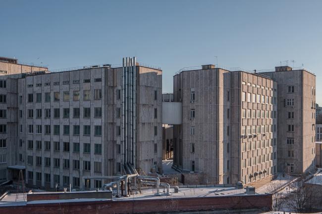 Институт биоорганической химии © Денис Есаков