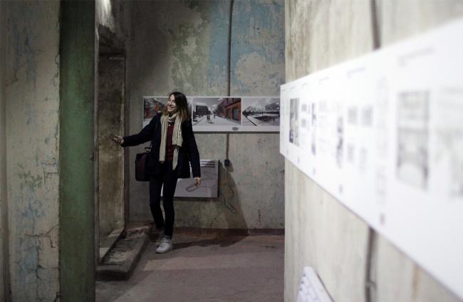 Экспозиция Наринэ Тютчевой. Фотография © Юлия Тарабарина