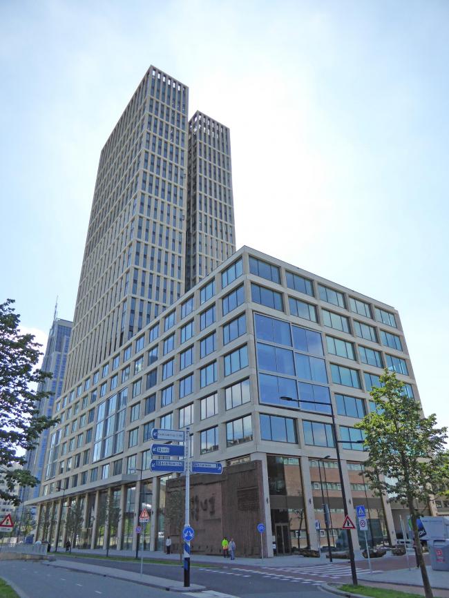 Небоскреб First Rotterdam