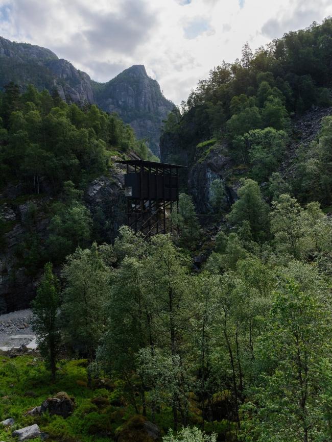 Комплекс Алльманаювет © Fredrik Fløgstad / Statens vegvesen