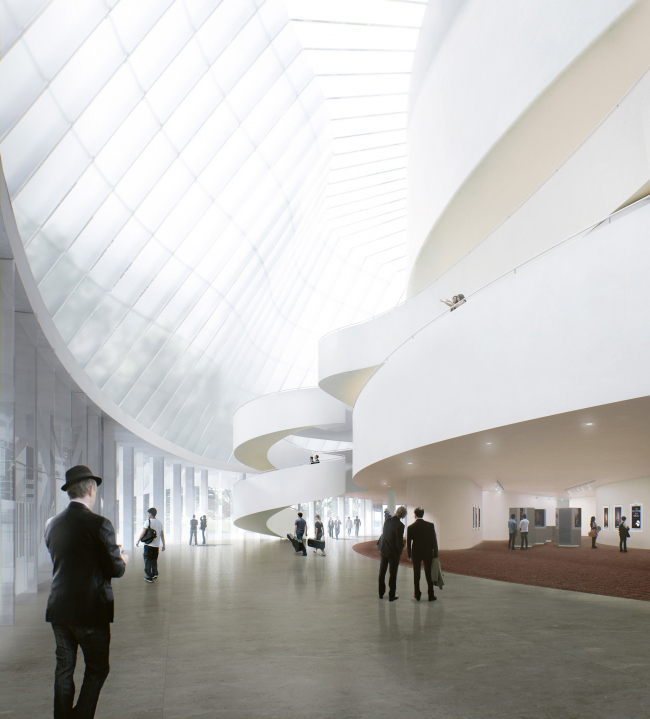 Здание Китайской филармонии @ MAD Architects
