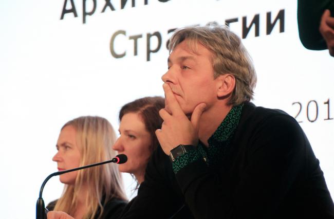Денис Кусенков, старший партнер и директор по развитию ландшафтной компании ARTEZA. Фотография © Юлия Тарабарина, Архи.ру
