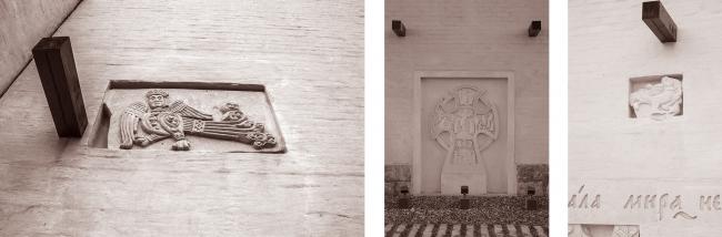 Государственный музей-заповедник «Куликово поле». Архитектор: Сергей Гнедовский. Реализация, 2015. Фотография © Роман Солопов