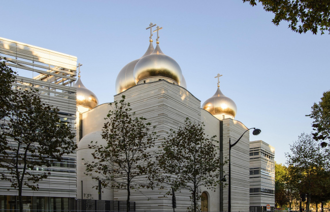 Духовно-культурный центр и собор Св. Троицы © Laurent Zylberman – Agence GRAPHIX