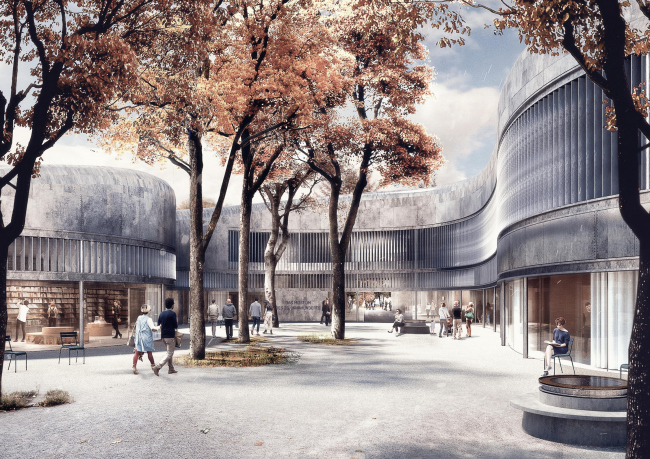 Музей XX века © Lundgaard & Tranberg Arkitekter A/S, SCHØNHERR A/S