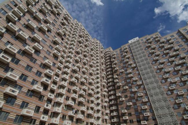 Жилой комплекс на ул. Карбышева © BUROMOSCOW