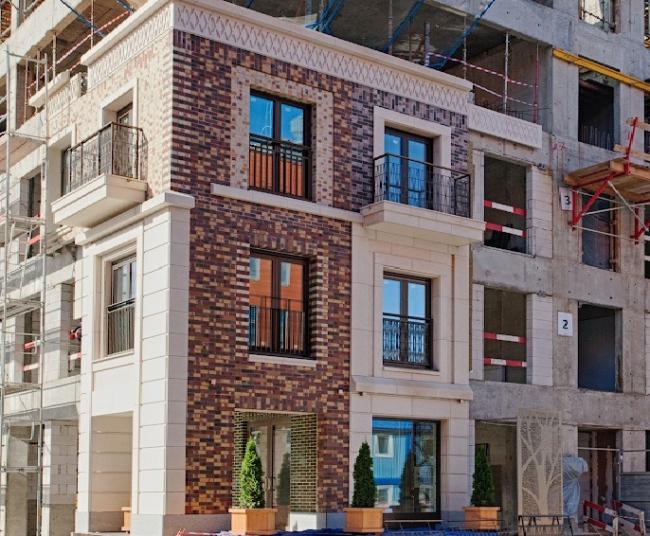 Квартал на Садовой «I'M». Фотография с сайта www.im-moscow.ru