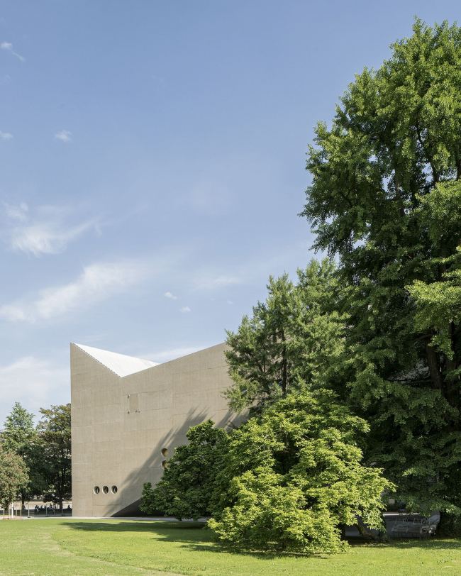 Швейцарский национальный музей – новое крыло © Roman Keller
