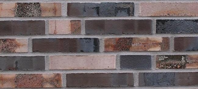 Клинкерный кирпич  Hagemeister коричнево-серой палитры Werne. Фотография предоставлена компанией «Кирилл»
