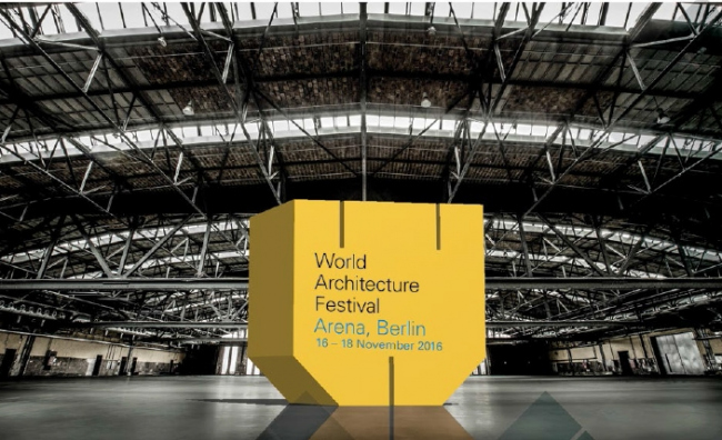 Здание Arena Berlin © World Architecture Festival