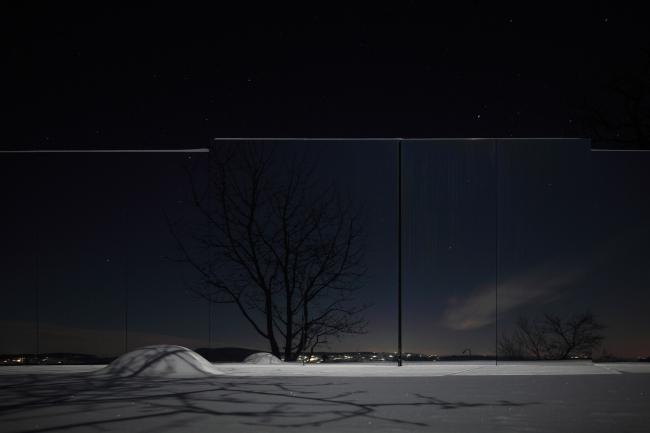 «Невидимый дом» (Словения). Восьмое место Az W Photo Award 2016 © Christian Brandstätter