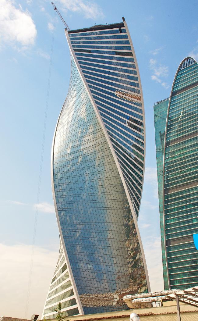 Evolution Tower © Igor Butyrskii
