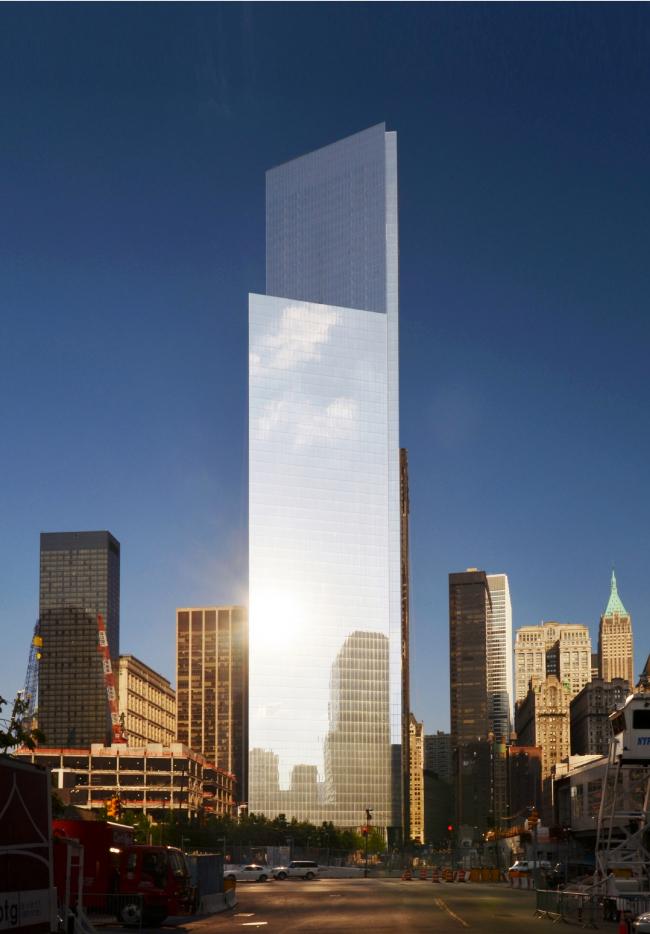 Four World Trade Center © Maki & Associates, TECTONIC