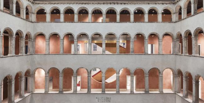 Комплекс Фондако деи Тедески – реконструкция. Фото: Delfino Sisto Legnani & Marco Cappelletti © OMA