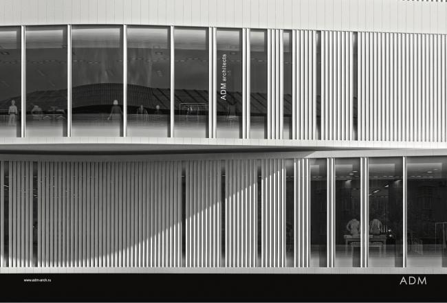 "Обложка книги архитектурного бюро ""ADM"" © ADM"