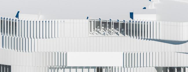 Торговый центр «Хорошо». Фасад © IQ Studio