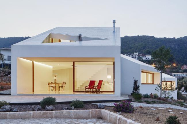 House MM на Майорке (Испания). OH LAB. Изображение предоставлено WAF