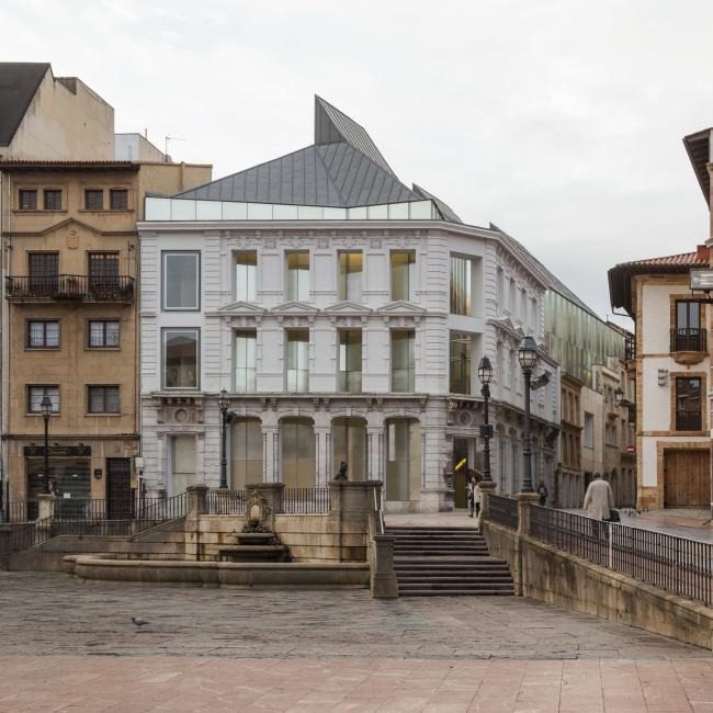 Музей изобразительных искусств Астурии в Овьедо © Pedro Pegenaute